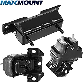 For Cadillac Escalade Chevy Tahoe GMC Yukon Motor /& Trans Mount 2638 5365*2 M872
