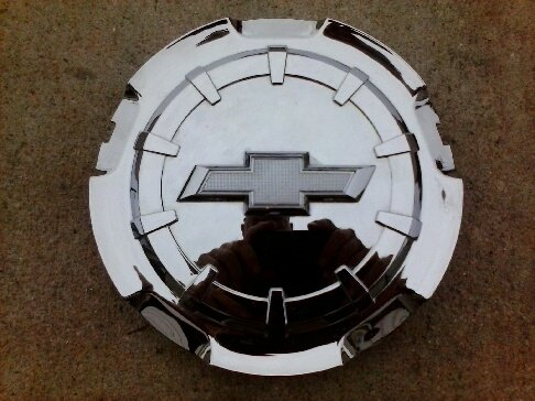 OEM CHEVY SILVERADO TAHOE SUBURBAN 2014-2015 WHEEL CENTER CAP HUBCAP 20942001