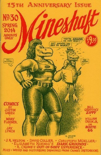 Mineshaft #30 - 15th Anniversary Special Issue of R. Crumb's Limited Edition Underground Art Comic/Zine
