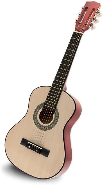 Desconocido Guitarra para niños: Amazon.es: Juguetes y juegos