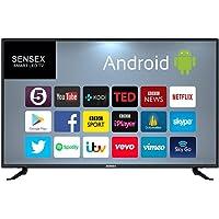 Sensex 102 cm (40 Inches) Full HD Smart LED TV SX2-40 (Black) (2019 Model)