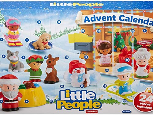 (Fisher-Price Little People Advent Calendar)