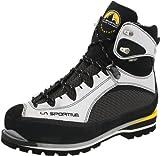 La Sportiva Men's Trango Extreme Evo Light GTX Mountaineering Boot Summit Silver - 41