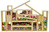 A+ ChildSupply Blocks with Moving Colors - 19 pieces