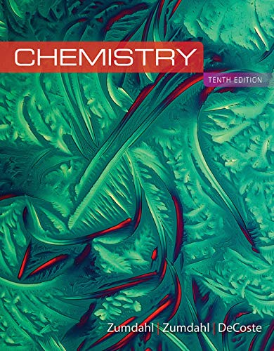 Lab Manual for Zumdahl/Zumdahl/DeCoste's Chemistry, 10th Edition