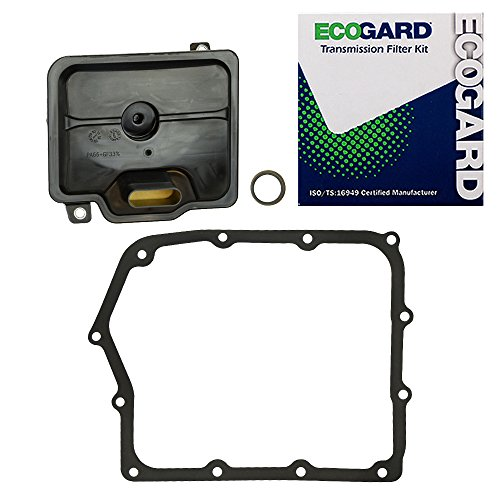 Filter Automatic - ECOGARD XT10333 Professional Automatic Transmission Filter Kit for 2008-2015 Dodge Grand Caravan, 2009-2015 Journey, 2008-2014 Avenger | 2008-2015 Chrysler Town & Country, 2007-2010 Sebring