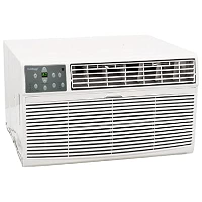 Koldfront WTC12001W 12000 BTU 220V Through the Wall Air Conditioner with 10600 B