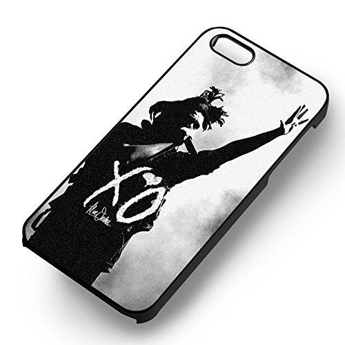 The Weeknd Overdose pour Coque Iphone 6 et Coque Iphone 6s Case (Noir Boîtier en plastique dur) G6B2JN