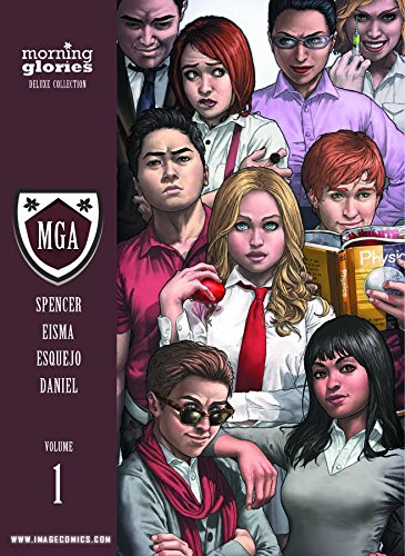 - Morning Glories, Vol. 1: For a Better Future