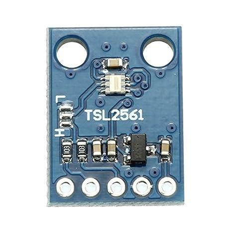 TSL2561 Leuchtkraft sensor infrarot Lichtsensor integration von sensor