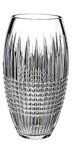 "Waterford Lismore Diamond Encore Vase 12"""