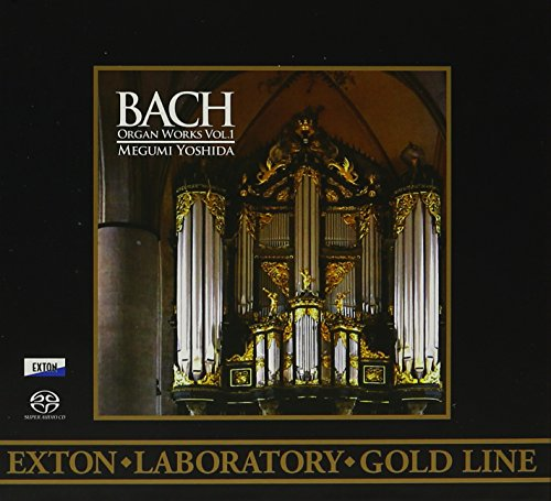 (Bach: Organ Works: Vol. 1)