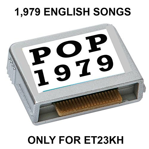 Buy Cheap Magic Sing POP Chips for ET23KH ONLY. A Collection of Almost 2000 Songs All Time Favorite ...