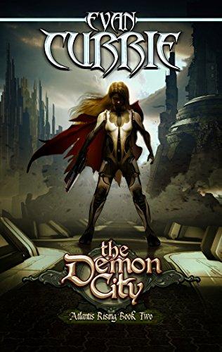 The Demon City (Atlantis Rising Book 2)