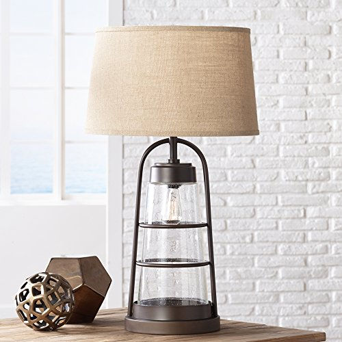 Top 10 Best Rustic Farmhouse Table Lamp - Best of 2018 ...