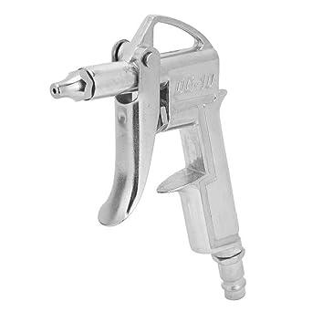 Blaspistole Pistole Aluminiumlegierung Luft Staubtuch Kompressor Blaspistole Pistole Typ Pneumatisch Gewerbe Industrie Wissenschaft