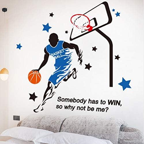 asd137588 Jugador De Baloncesto Pegatinas De Pared NBA Sportsman ...