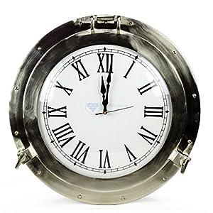 51%2BsHOd-G%2BL._SS300_ Nautical Themed Clocks