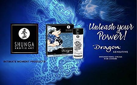Shunga Dragon Sensitive Cuidado Intimo - 74 gr: Amazon.es: Salud y cuidado personal