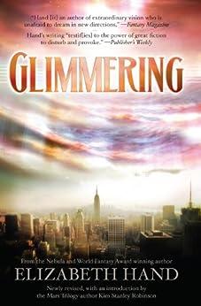 Glimmering by [Hand, Elizabeth, Kim Robinson]