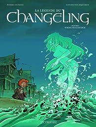 La légende du Changeling, tome 3 : Spring Heeled Jack par Pierre Dubois