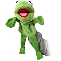 Feeke Hand Puppet, Plush Toy, The Frog Plush Doll Plush Toy Gift Gifts for Kids