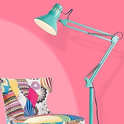bijiben_ Living room bedroom floor lamp, modern rocker folding floor ...