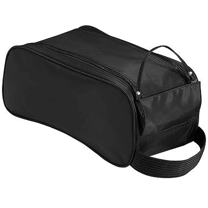 Quadra - Bolsa para zapatillas de deporte (adulto, unisex, talla única) negro negro Talla:tamaño único