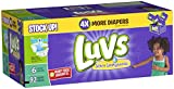 Health & Personal Care : Luvs Ultra Leakguards Diapers - Size 6 - 92 ct