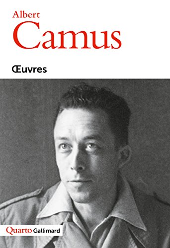 Oeuvres Camus (French Edition)