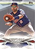 #2: 2018 Topps MLB Awards #MLBA-18 Brian Dozier Minnesota Twins Baseball Card