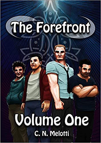 Téléchargements de livres pour ipad The Forefront: Volume One (The Forefront Urban Fantasy Series Book 1) PDF