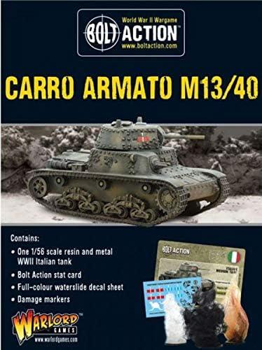 M13 40 Tanque Italiano Miniatura Toys Games