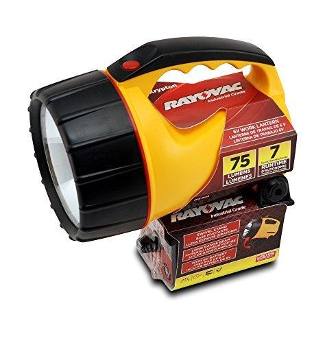 (Rayovac Industrial Grade 75 Lumen 6-Volt Krypton Floating Lantern with Battery (I6V-B2A) by Rayovac)