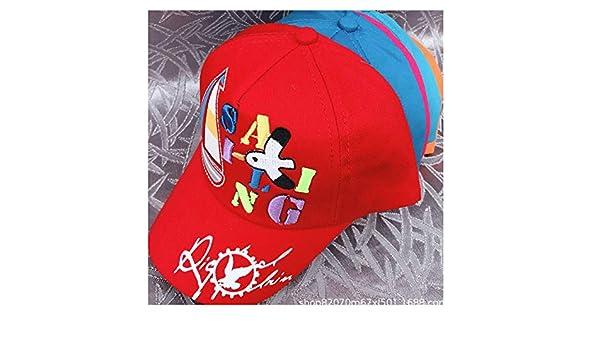 zhuzhuwen 2019 Korean Rocket Childrens Hat Gorra de béisbol ...
