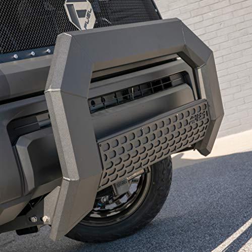 ARIES 2162000 AdvantEDGE Black Aluminum Truck Bull Bar 5-1/2