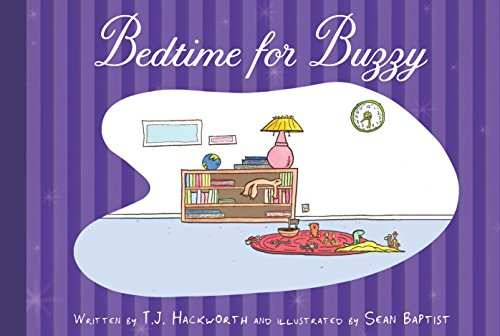 Bedtime For Buzzy by T.J. Hackworth ebook deal
