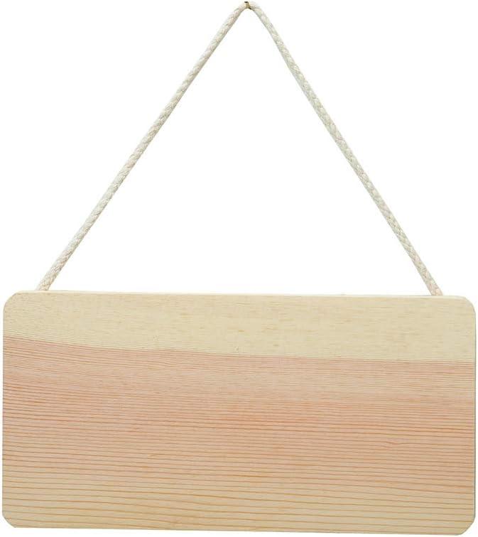 Artemio Tabla de Madera con Cuerda para Colgar Ref 14001218