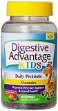 Digestive Advantage Kids Daily Probiotic Gummies-Survives 100x better than yogurt and leading probiotic-Daily Probiotic Gummies for Kids-60 Gummies
