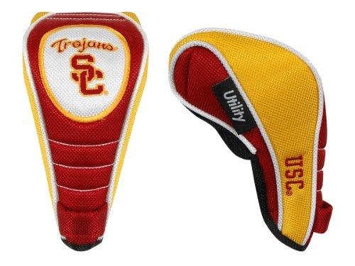 (Team Effort USC Trojans Shaft Gripper Utility Headcover)