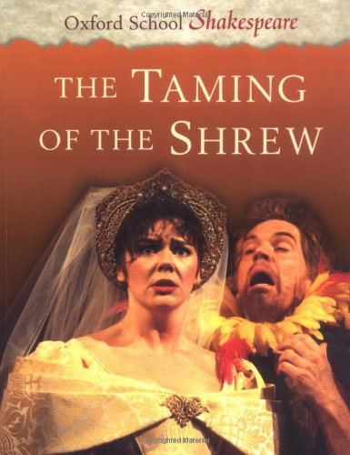Book cover for The Taming of the Shrew