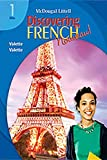 Discovering French, Nouveau!: Audio CD Program Level 1
