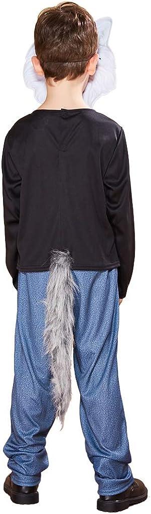 ReneeCho Boys Werewolf Costume with Mask