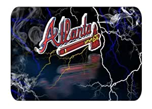MLB Atlanta Braves Neoprene Mouse Pad 8 X 9.5
