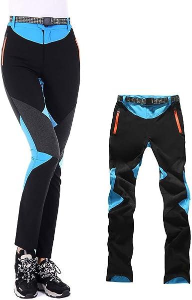 Vectry Secado Rápido Pantalones Impermeables Al Aire Libre ...