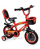 Hot Wheels Cycle, Red/Black (12-inch)