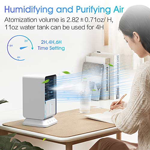 11% savings on portable air conditioner