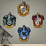 Fathead Hogwarts House Sigils Real Decals