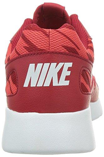 NikeKaishi Print - zapatillas de running Hombre Rojo - Rot (Gym Red/White/Daring Red)
