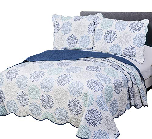 (vivinna home textile Disperse Printing Quilt Set Twin Size 2-Piece(68